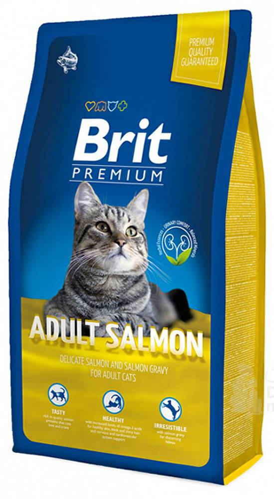 Brit Brit Premium Cat Adult Salmon 1,5kg