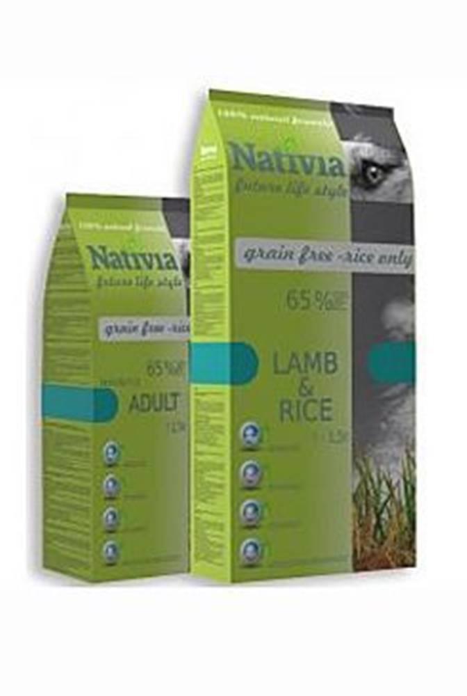 Nativia Nativia Dog Adult Lamb&Rice 3kg