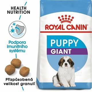 Royal canin Kom. Giant Puppy 15kg