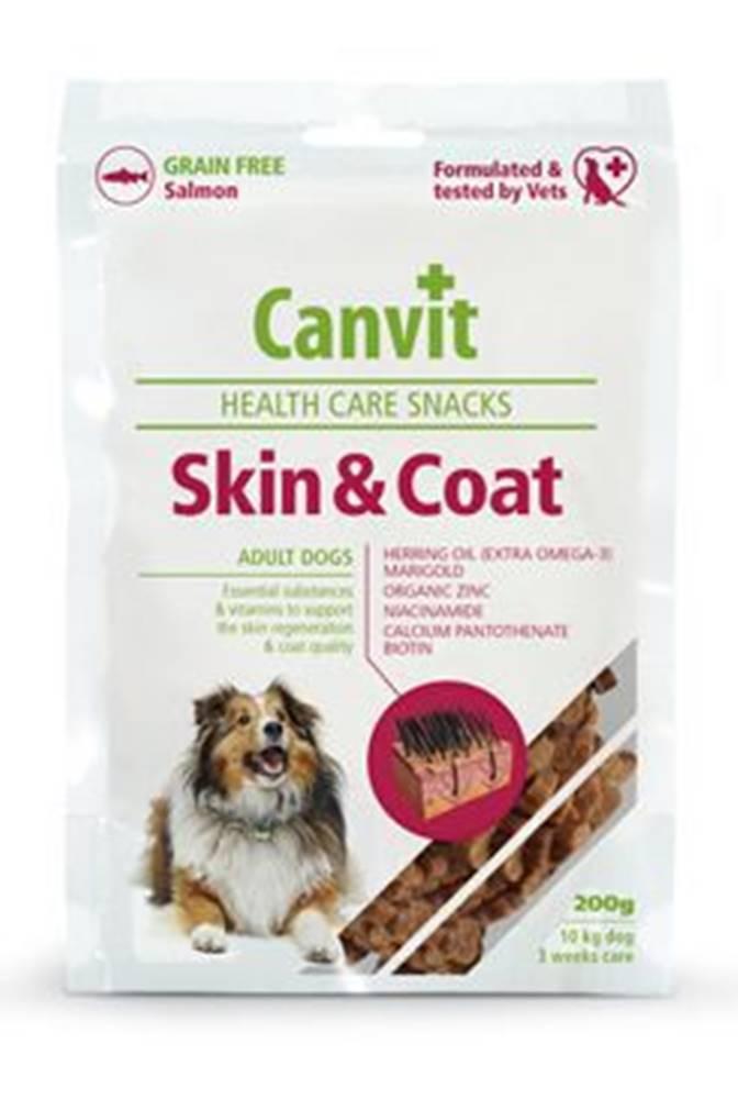 Canvit Snacks NEW Canvit Snacks Skin & Coat 200g