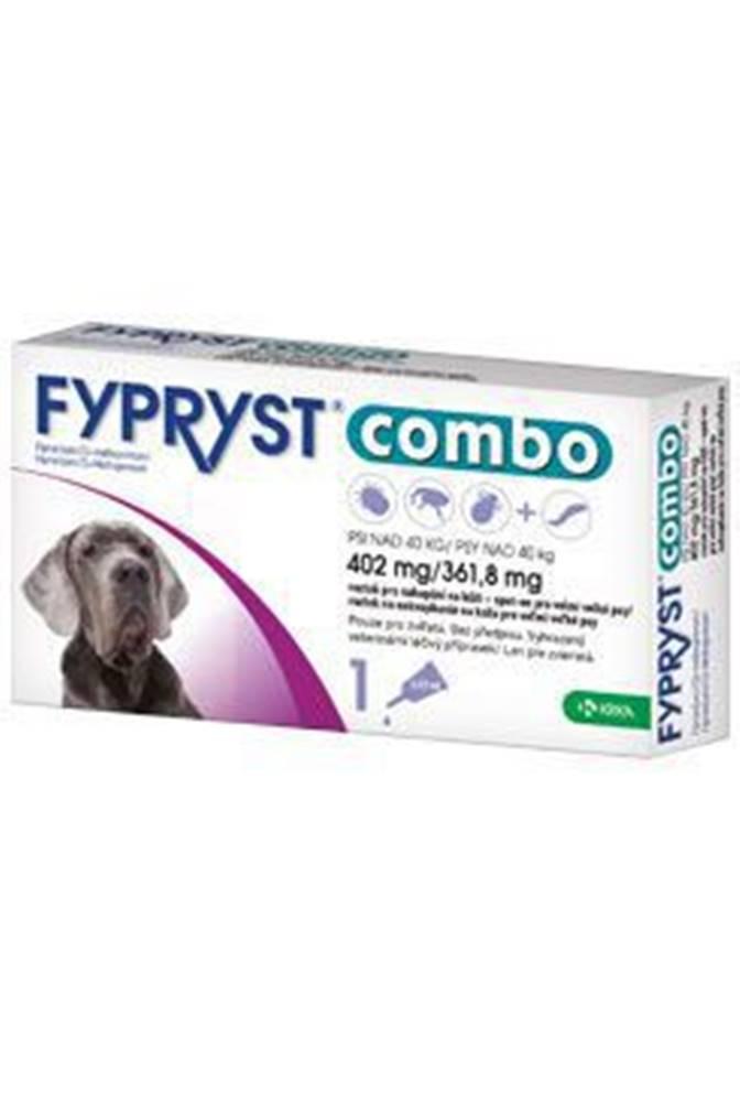 Fypryst Fypryst combo spot-on 402/361,8mg pes obří 1 pip