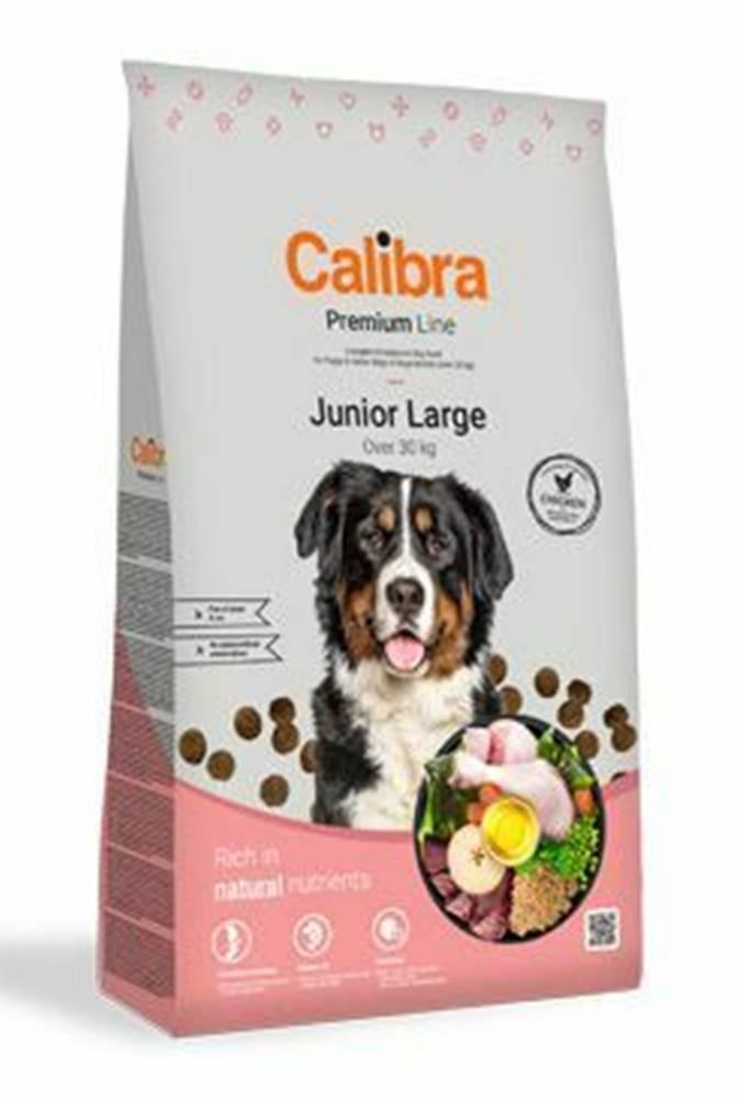 Calibra Calibra Dog Premium Line Junior Large 3 kg NEW