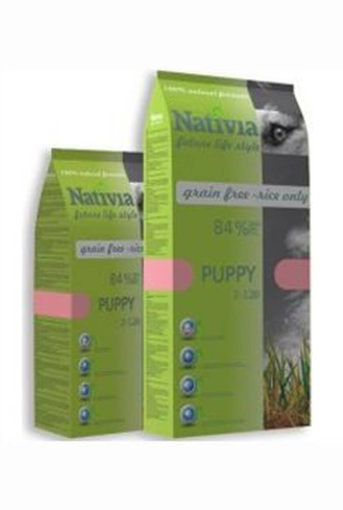 Nativia Nativia Dog Puppy 3kg