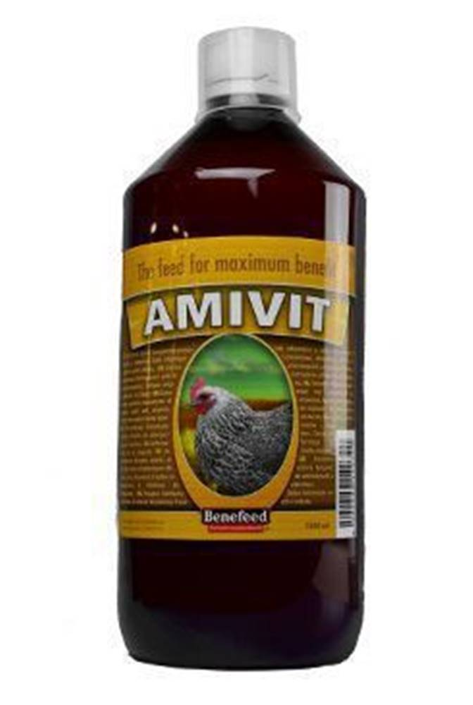 Aquamid Amivit D drůbež 1l