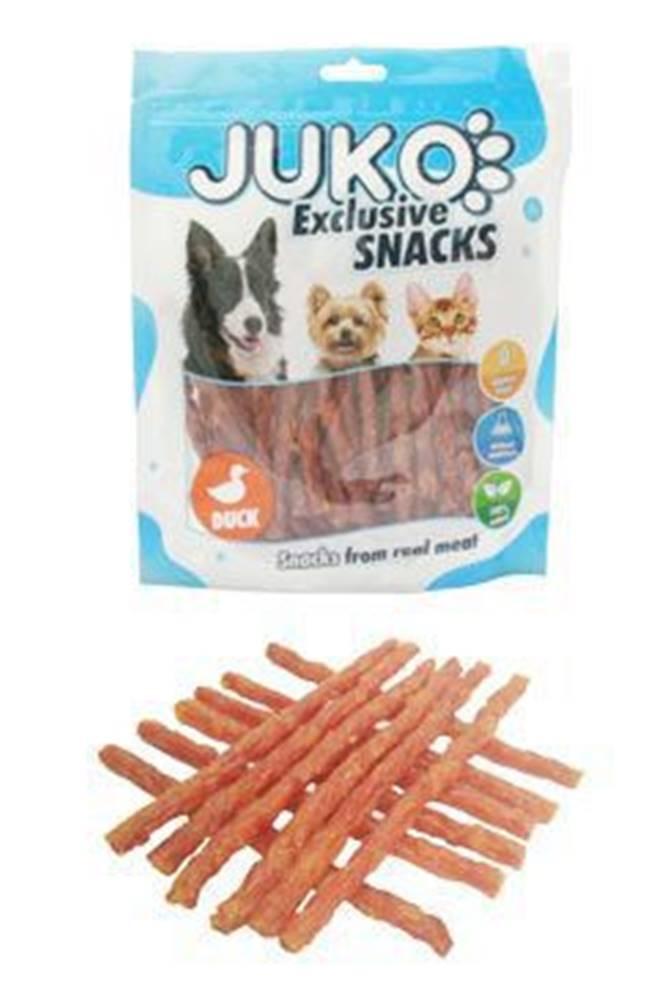 Juko Juko excl. Smarty Snack Duck&Sweet Potato Stick 250g