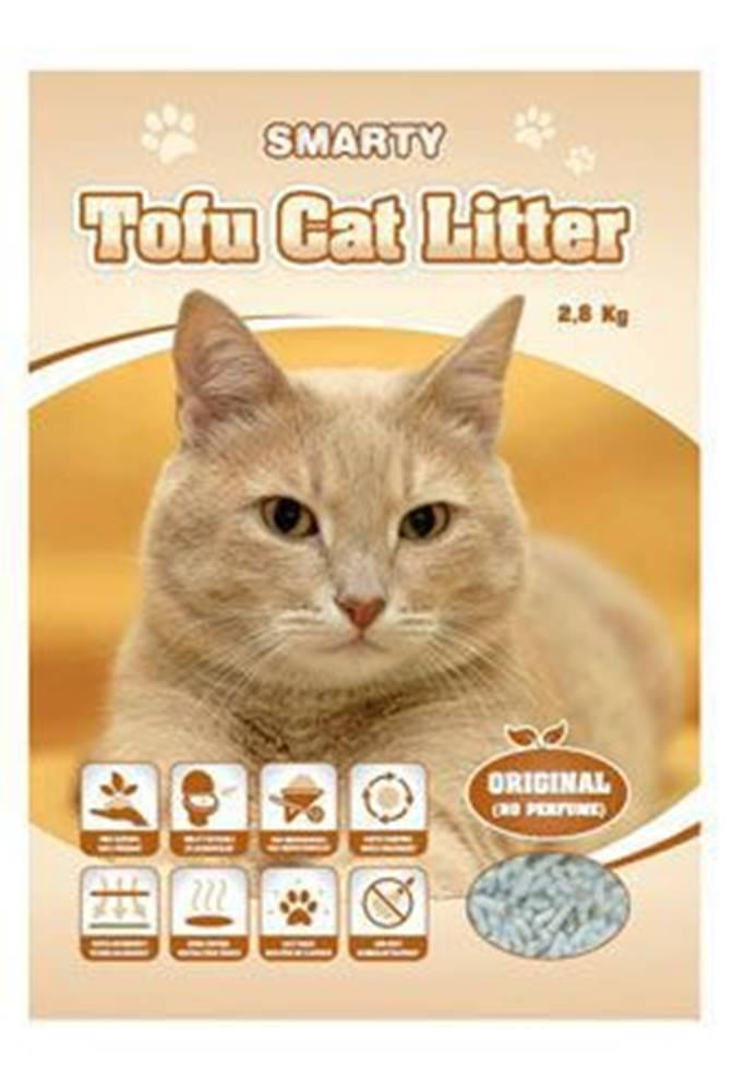 Ostatní Podestýlka Smarty Tofu Cat Litter-Original bez vůně 6l