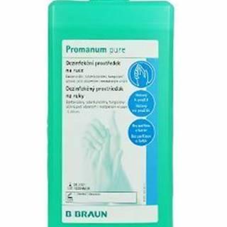Promanum Pure 1000ml dezinfekcia a hygiena rúk