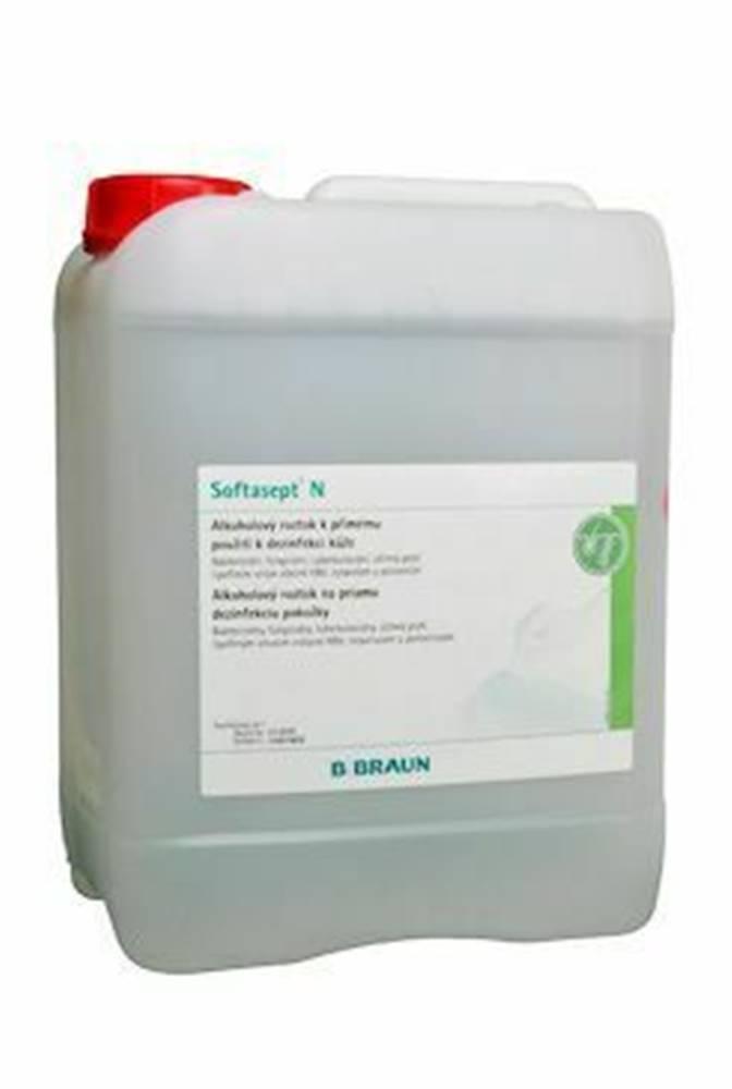 BBRAUN Softasept N 5l dezinfekcia kože, slizníc a rán