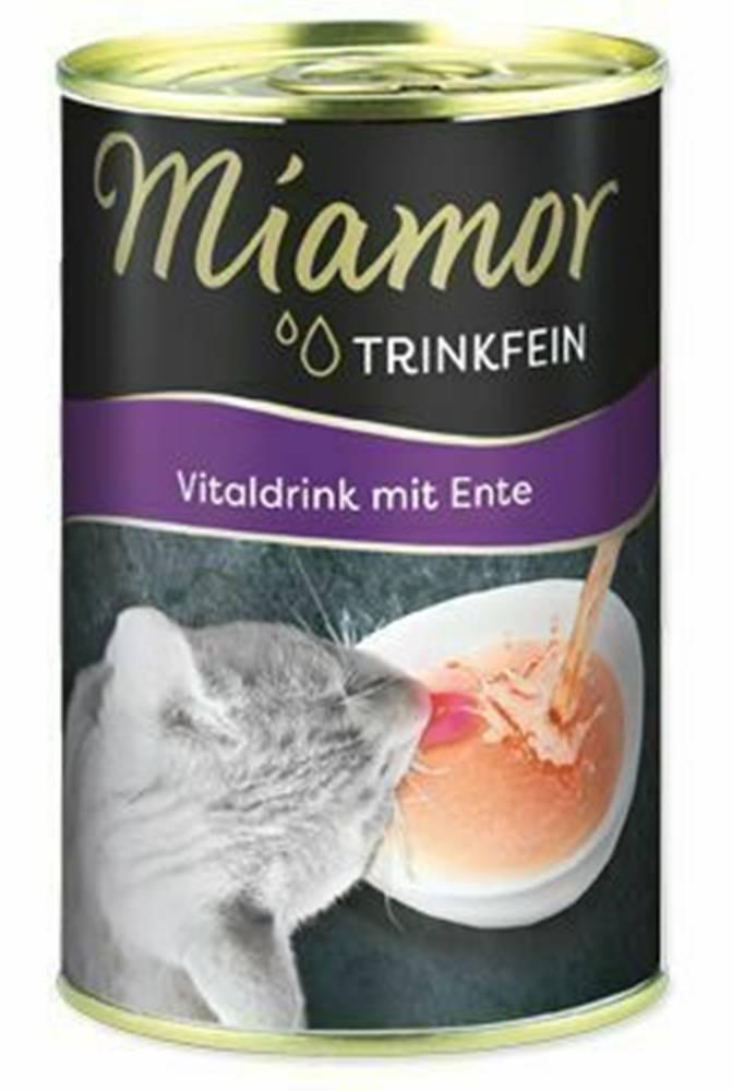 Miamor Vital drink Miamor kačica 135ml