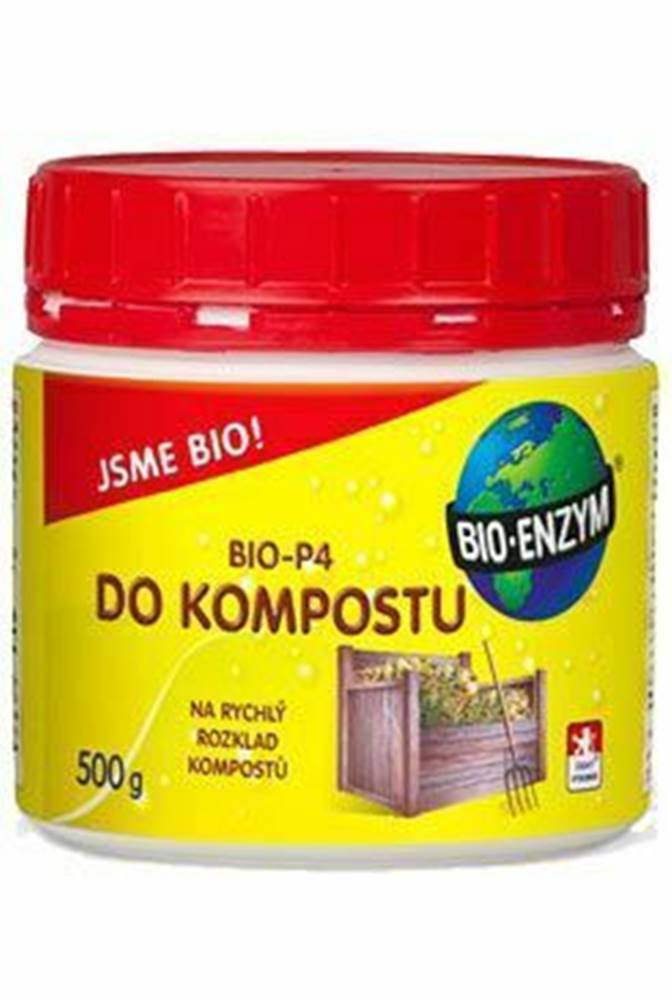 Ostatní BIO-P4 do kompostu 500g