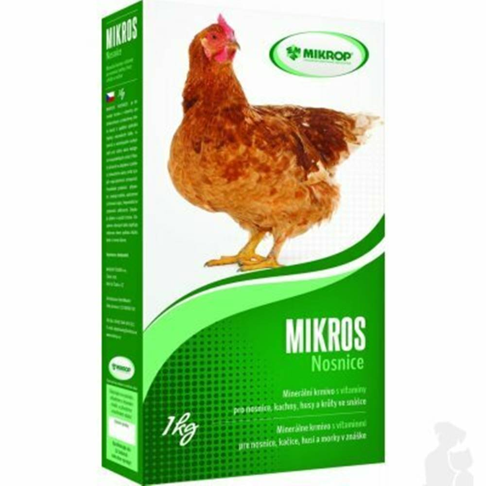 Mikrop Mikros Nosnice plv 1kg krabička
