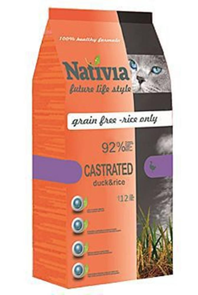 Nativia Nativia Cat Castrated 1,5kg