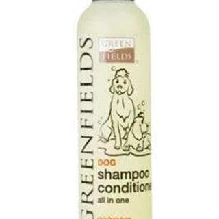 Greenfields šampon s kondicionérem pes 250ml
