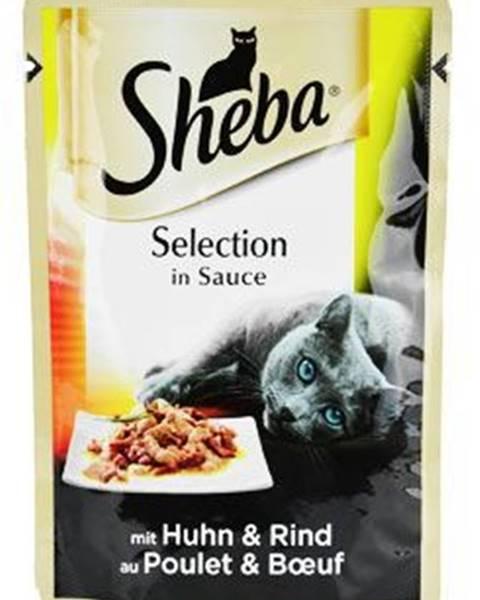 Kapsičky Sheba