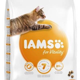 IAMS cat  HAIRBALL  chicken - 800g