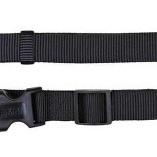Obojok CLASSIC - 10mm/22-35cm - čierný