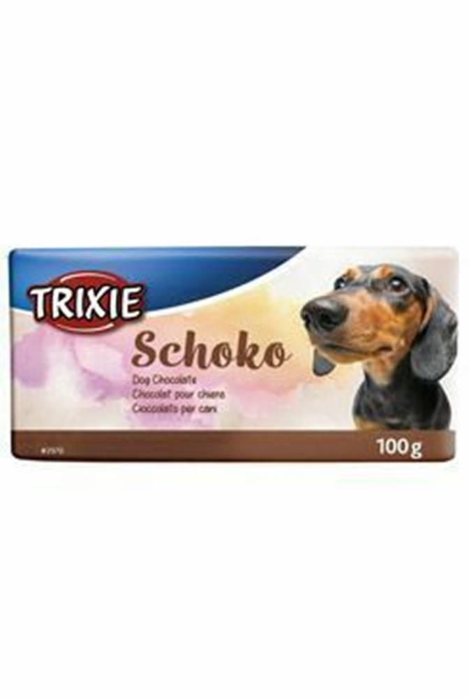 Trixie Trixie Čokoláda hnedá s vitamínmi 100g TR