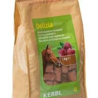 Pochoutka pro koně DELIZIA malina 1kg