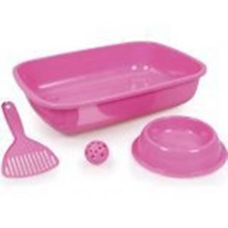 WC Welcome kitten set růžový