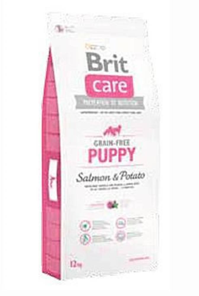 Brit Brit Care Dog Grain-free Puppy Salmon & Potato 1kg