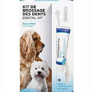 Francodex Dental Kit zubní kartáček +pasta 70g