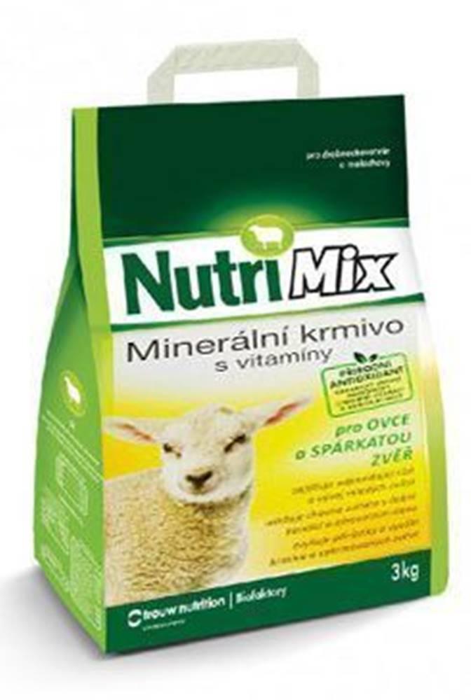 Trouw Nutrition Biofaktory NutriMix pro ovce a SZ  3kg
