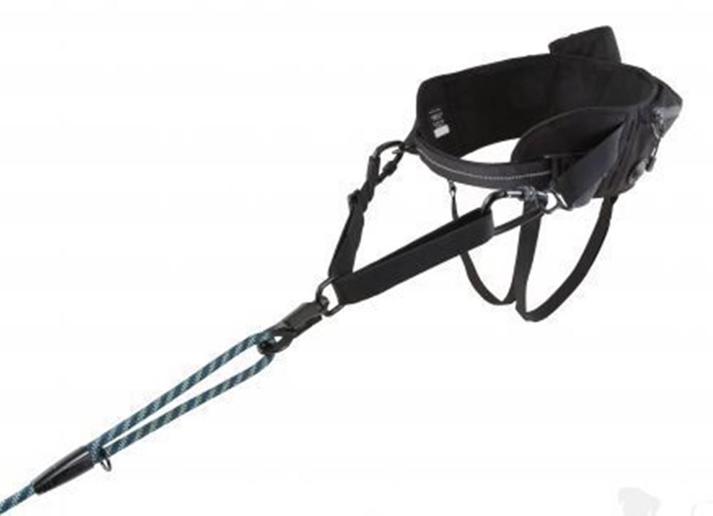 Hurtta Pás Hurtta Hiker Belt 75-120cm černý