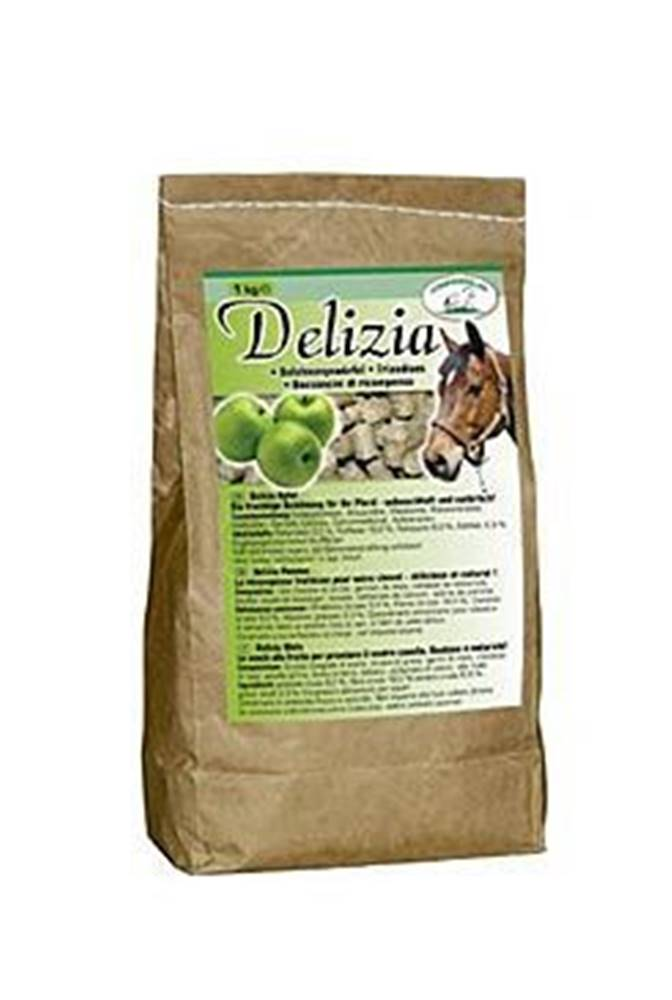 Ketris Pochoutka pro koně DELIZIA jablko 1kg