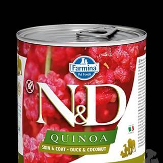 N&D DOG QUINOA Duck & Coconut 285g