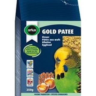 VL Orlux Gold piate vlhčené pre papagáje 250g