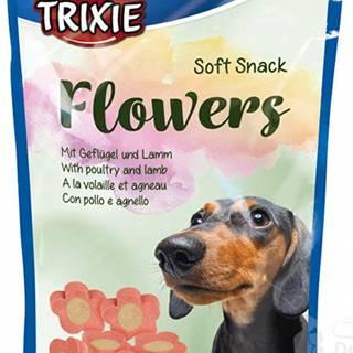 Esquisita Flowers jahňacie / kuracie kytičky pre psov 75g TR