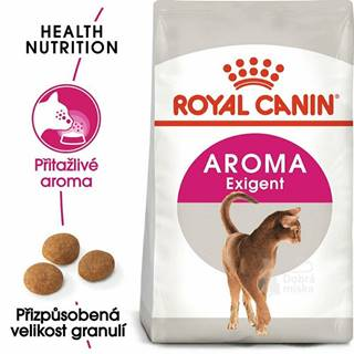Royal canin Kom.  Feline Exigent Aromatic  400g