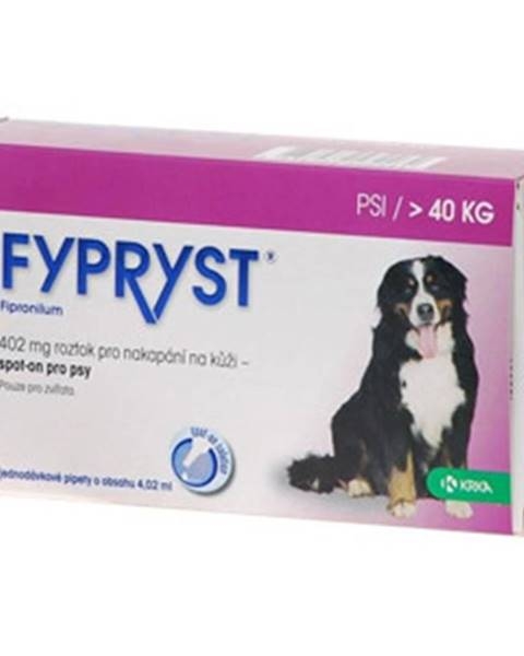 Antiparazitiká Fypryst