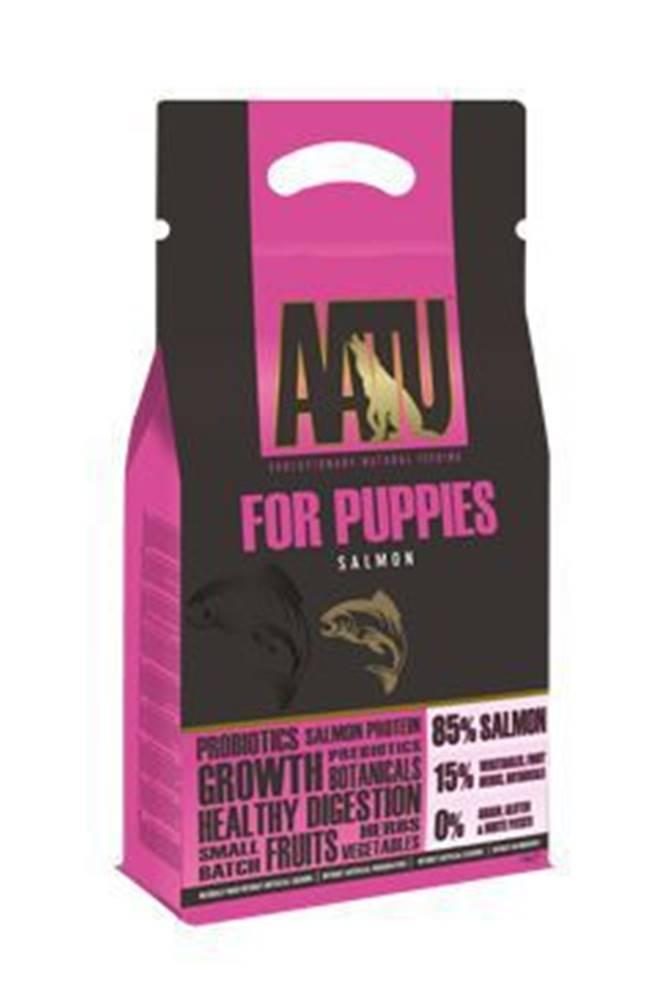 AATU AATU Dog 85/15 Puppy Salmon 5kg