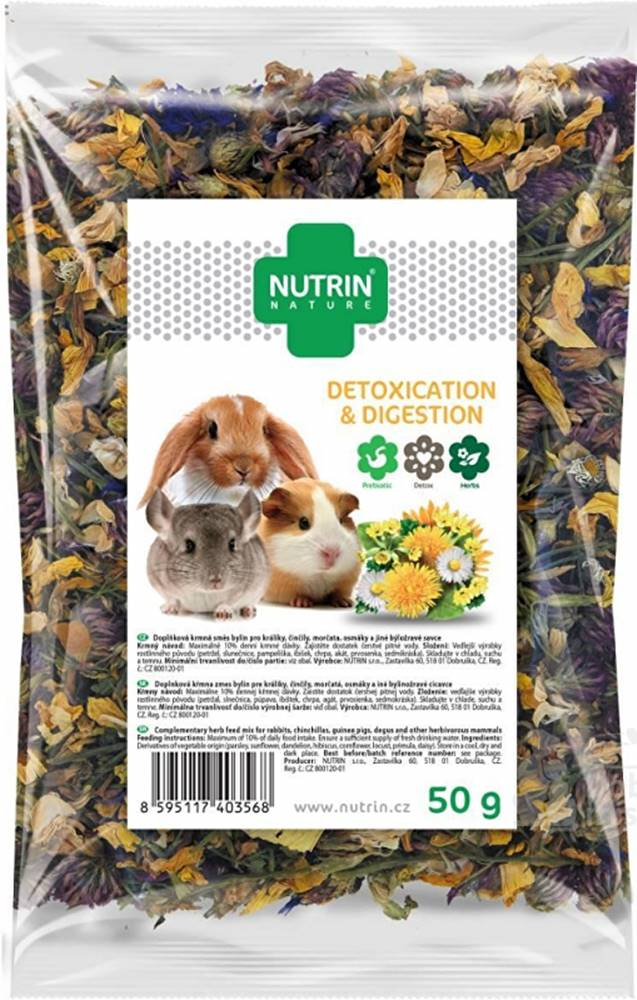 Darwin NUTRIN Nature Detoxication&Digestion 50g
