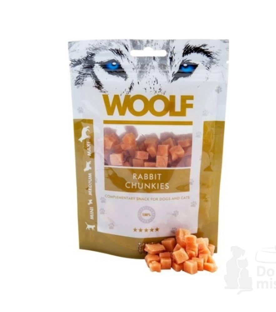 Woolf WOOLF pochoutka rabbit chunkies