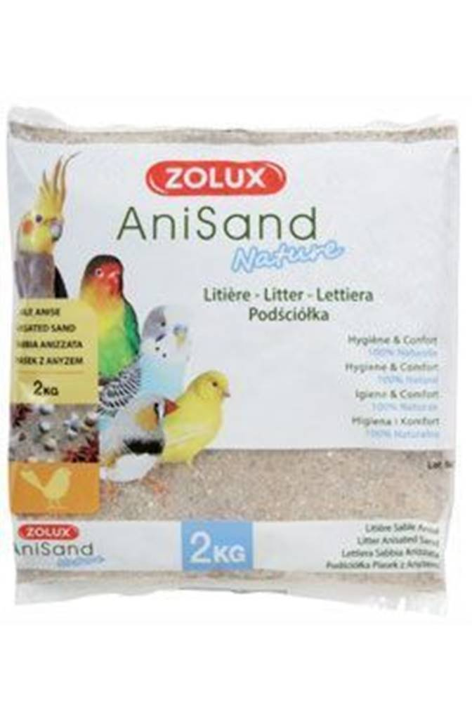 Zolux AniSand Nature 2kg