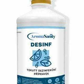 DESINF dezinfekční přípravek 100 ml