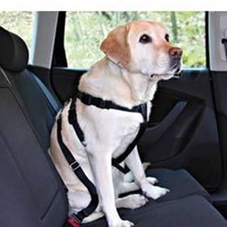 Postroj pes Bezpečnostné do auta S Trixie
