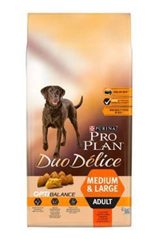 Proplan ProPlan Dog Adult Duo Délice Beef Opti Balance 10kg