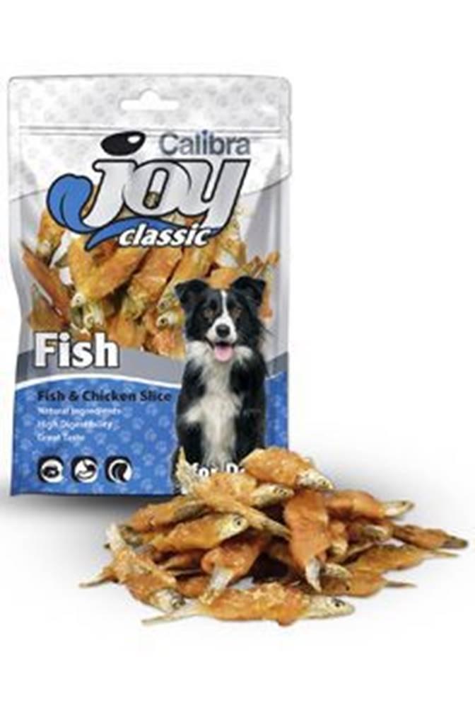 Calibra Calibra Joy Dog Classic Fish & Chicken Slice 80g NEW