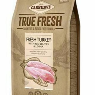 Carnilove dog True Fresh Turkey Adult 4 kg