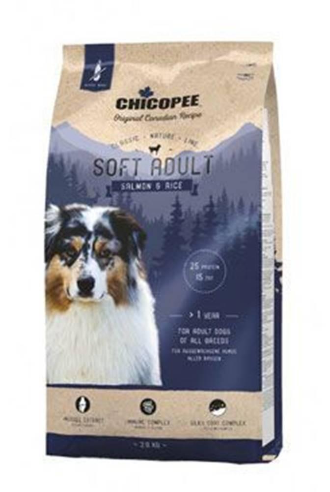 CHICOPEE Chicopee Classic Nature Soft Adult Salmon-Rice 15kg