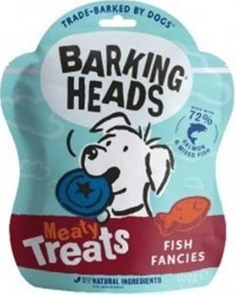 Maškrty Barking heads