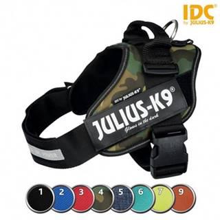 TRIXIE Postroj Julius-K9®, 2/L–XL: 71–96 cm/50 mm, červený
