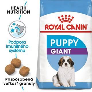 ROYAL CANIN Giant Puppy 15 kg granule pre obrie šteňatá