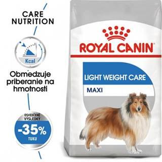 ROYAL CANIN Maxi Light Weight Care 3 kg diétne granule pre veľké psy