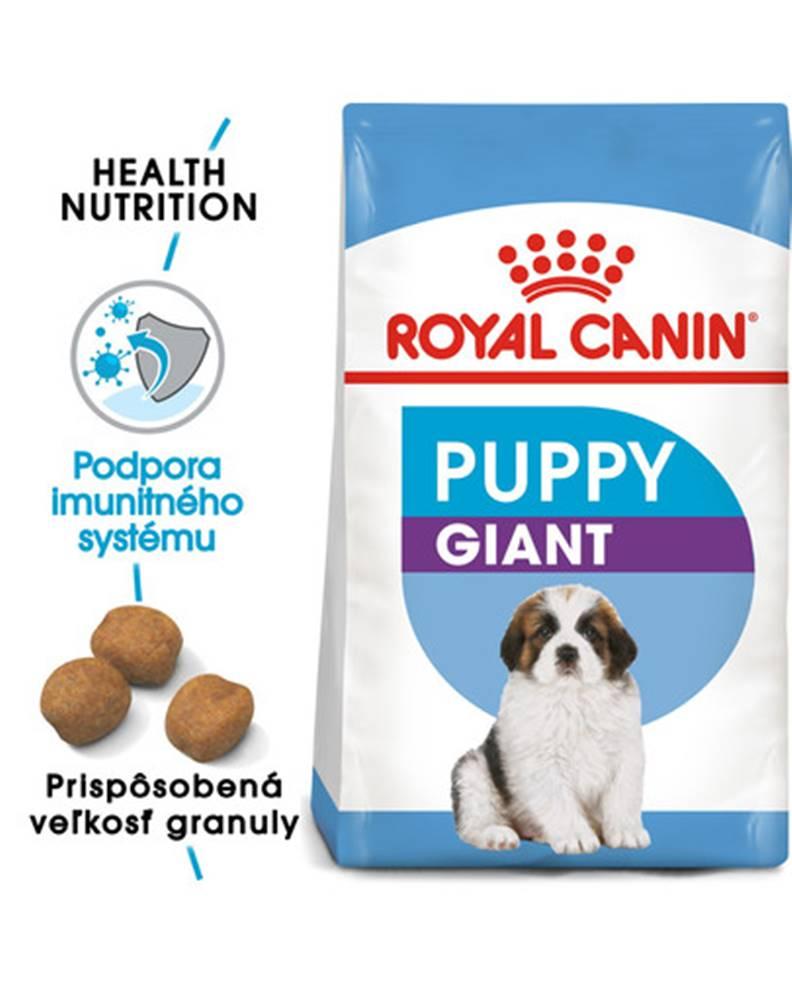 fera ROYAL CANIN Giant Puppy 15 kg granule pre obrie šteňatá