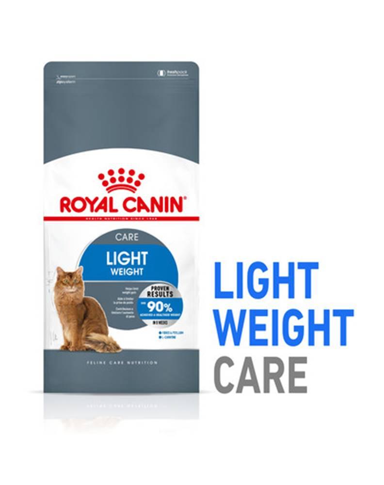 fera ROYAL CANIN Light Weight Care 400g diétne granule pre mačky