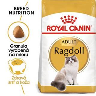 ROYAL CANIN Ragdoll Adult 2kg granule pre ragdoll mačky